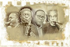 World Saxophone Quartet reuniting for Pittsburgh City of Asylum show