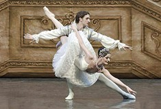Russian Grand Ballet visits with <i>Sleeping Beauty</i>