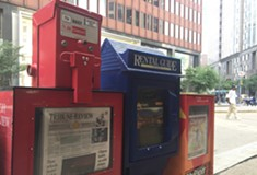 Dennis Roddy on the death of the Pittsburgh Tribune-Review's print edition