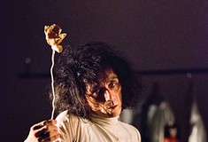 A controversial attempt to honor a butoh master comes to town