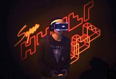 The VIA Festival's art program includes performances and a virtual-reality salon