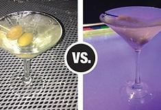 <i>Pittsburgh City Paper</i> Booze Battles: Kelly's Bar & Lounge vs. Element