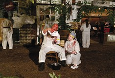 <i>Titus Andronicus</i> at Cup-A-Jo Productions
