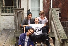 Pittsburgh indie-punk stalwart Laura Lee Burkhardt grows her project Rue into a full band