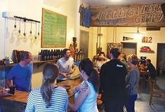 Allegheny City Brewing is a new neighborhood spot