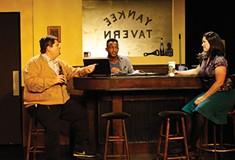 <i>Yankee Tavern</i> at Throughline Theatre Co.