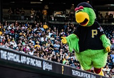 Weird Pittsburgh: Dental heists, pistol-packin' mascots and driving on the government teat