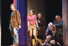 <i>The Best Christmas Pageant Ever: The Musical</i> at the Conservatory Theatre Company