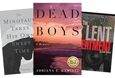 Reviews of the first 50 pages of recent books by local authors