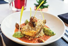 Downtown's Roost offers a fine-dining experience above its sibling, Revel