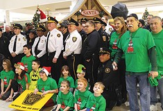 Pittsburgh's Police Athletic League toy drive gets record number of donations