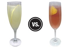 <i>Pittsburgh City Paper</i> Booze Battles: Paris 66 Bistro vs.  Casbah Mediterranean Kitchen & Wine Bar