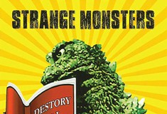 <i>Destory All</i>, the new CD from Pittsburgh Trio Strange Monsters, is full of character