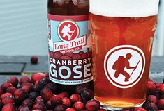 Cranberry Gose, Long Trail Brewing Co.