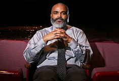 Checking in with Germaine Williams, the new head of Pittsburgh Filmmakers/Pittsburgh Center for the Arts