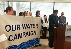 Pittsburghers call on PWSA to improve water quality and service