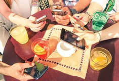 New app promises easier time ordering drinks