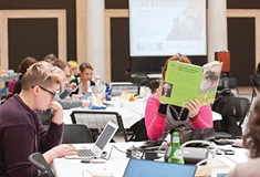 Pittsburgh universities and libraries team up with the Carnegie Museum of Art for second-annual feminist Wikipedia edit-a-thon