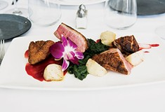 Bruneaux, a fine-dining French restaurant, opens in Sewickley