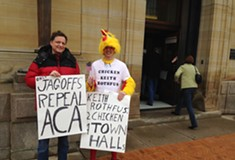 'Yinzers Against Jagoffs' PAC forms demanding more accessibility from U.S. Rep. Keith Rothfus