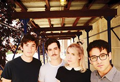 New record from Charly Bliss tackles inner demons with catchy pop hooks and joyous self-deprecation