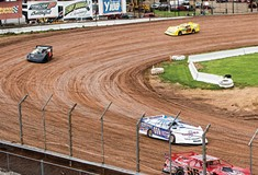 The 50th season of dirt-track racing gets underway at Lernerville Speedway