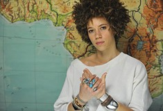 Folk singer Chastity Brown's <i>Silhouette of Sirens</i> triumphs through the pain; she plays Pittsburgh's Club Café May 22