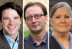 Congressman Keith Rothfus could be in danger as three Democratic challengers step up