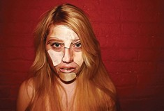 Opening yourself to chaos: Pharmakon performs at The Shop