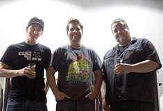 Abjuration Brewing to open in refurbished Parkway Theater