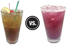 <i>Pittsburgh City Paper</i> Booze Battles: Blue Moon vs. Tequila Cowboy