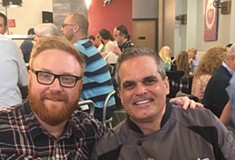 Food Network's 'Ginormous Food' show visits three Pittsburgh eateries