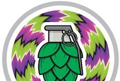 Hazedelic Juice Grenade New England Style IPA, Grist House Craft Brewery