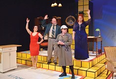 <i>Clue: The Musical</i> at the Summer Company
