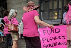 Pittsburgh goes pink to support Planned Parenthood, denounce proposed GOP health-care cuts
