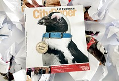 Rejected cover designs from Pittsburgh City Paper's Animal Issue
