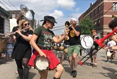 A Day at Pittsburgh's Deutschtown Music Festival