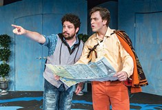<i>The Liar</i> at Kinetic Theatre