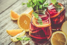 Step up your sangria this summer