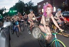 Pittsburgh Underwear Bike Ride promotes body positivity