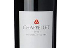 Chappellet Mountain Cuvée Napa Valley 2015