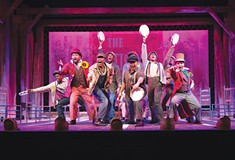 <i>The Scottsboro Boys</i> at the Playhouse REP