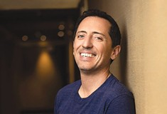 French comedian Gad Elmaleh on coming to America