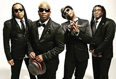 Living Colour brings new hits and old favorites to Allentown's Le Crème Music and Arts Festival