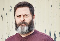 Nick Offerman, comedian and philosopher