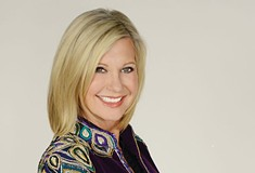 Olivia Newton-John performs at the Palace Theatre Nov. 13