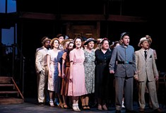 <i>Parade </i>at University of Pittsburgh Stages