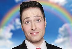 YouTube sensation Randy Rainbow plays a Planned Parenthood benefit