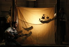 Final performances of <i>OId Man and the Old Moon</i> at City Theatre