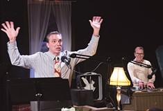 <i>Midnight Radio: A Christmas Story</i> at Bricolage Production Co.